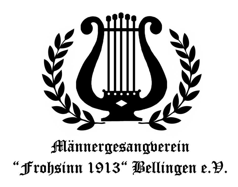 Wappen MGV mit Text